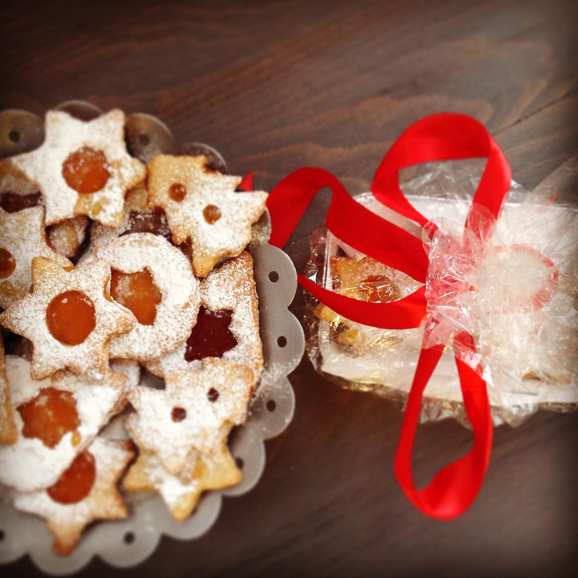 Fursecuri/biscuiti Linzer