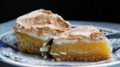 Crema cu tarta de lamaie