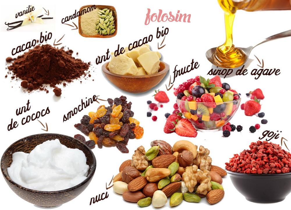 Atelier de ciocolata raw vegan